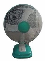 Oscillating Electric Table Fan, 400 mm, 2000 Rpm