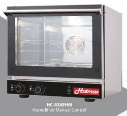 Electric Convection Oven with Manual Steam