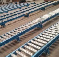 MS Gravity Roller Conveyor
