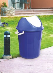 Plastic Dustbins With Swing Lids