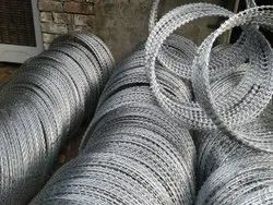Carbon Concertina Wire