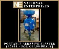 Portable Abrasive Blaster Model P7 SPL for Glass Beads