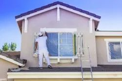 Exterior Wall Paint Services
