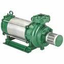 1 Hp Mild Steel Open Well Submersible Monoblock Pump Service