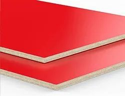 Red Shuttering Plywood Board, For Furniture, Thickness: 18mm