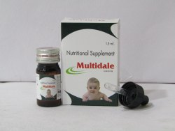 Multivitamin And Minerals With Lysine