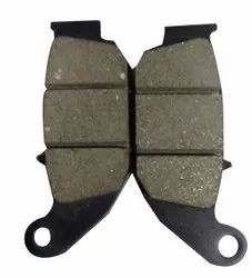 Metal Front Disk Brake Pads, For Two Wheeler