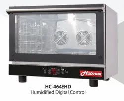 Digital Convection Oven with Steam Humidity 4 Big Tray- Italy