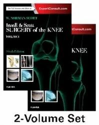 English Insall and Scott Surgery Of The Knee 6th Edition, 2 Vol Set, Elsevier