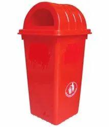 100 Liters Plastic Dustbin