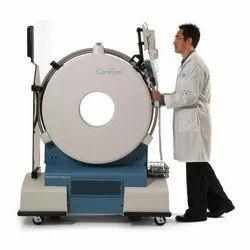 Ceretom-Mobile & Portable Head & Neck CT Scanner by Schiller