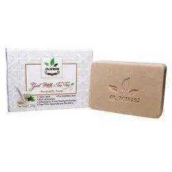 2122 Goat Milk & Tea Tree Soap Ayurvedic Soap