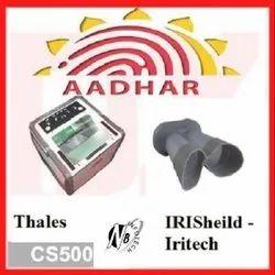 New Aadhar Kit - Duel IRIS + 10 Finger Biometric