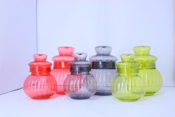 Right Choice Transparent Plastic Handi Jar, Weight: 31 & 54 Grm, Size: 300 & 500 ML