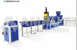 Plastic Waste Granules Making Machine