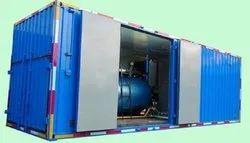 Oil & Gas Fired 500-2000 kg/hr Mobile Steam Boiler