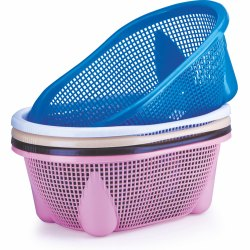 oval kitchen basket