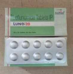 Leflunomides 20 Mg Tablets