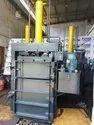 Vertical Baler Machine
