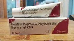 Clobetasol Propionate & Salicylic Acid with Moisturising Factors