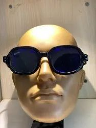 Glass Oswal Coblat Blue Furnace Goggles, A Grade