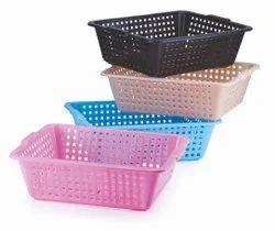 Storage Plastic Basket
