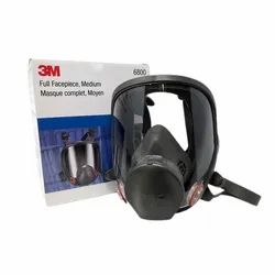 3M 6800 Full Respirator Full Face Gas Mask