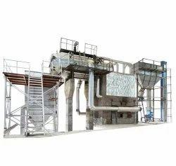 Multi-Fuel Fired 1-25 TPH FBC Boiler IBR Approved