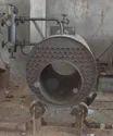 Oil & Gas Fired 400 kg/hr 3 Pass Horizontal Smoke Tube SIB Boiler IBR Approved