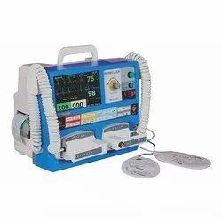 Bi Phasic Defibrillator