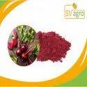 Spray Dried Red Beet Juice Powder