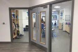 Fire Door For Pharma Industry