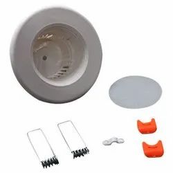 Polycarbonate concealed LED Downlight Housing