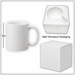 Thermocol Mug Packaging