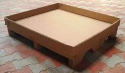Brown Cardboard Heavy Duty Water Proof Pallet