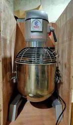 Planetary Bakery Mixer 30L Semi Automatic Electric