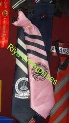 Printed Logo Tie