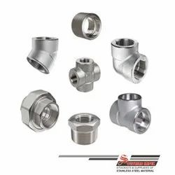 Stainless Steel 316 Forged Fittings