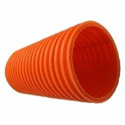 38mm HDPE Double Wall Corrugated Pipe