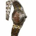 Moissanite Studded IcedOut Watch, 41mm Dial 6