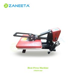 A4 Heat Press Machine, Size/Dimension: 15 X 15 Inch (W X L)
