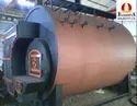 Husk Fired 6000 Kg/hr Steam Boiler IBR Approved