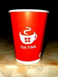 Packet Size: 50 Cups Multicolor 120 ML Spectra Paper Cup