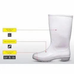 101 White Hillson Safety Shoes