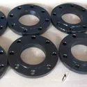 Round ASTM A105 Carbon Steel Plate Flange for Industrial