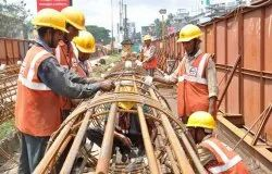 Sariya Fitting Labour Contractor Service
