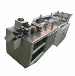 Dhani Ultratech 5kW PP Shower Cap Making Machine, Production Capacity: 120piece/ Minute
