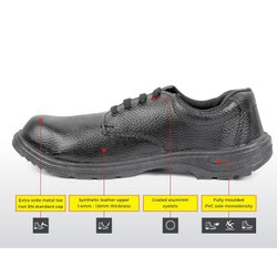 U-4 Hillson Safety Shoes