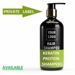 Keratin Protein Hair Herbal Shampoo