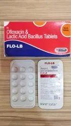Ofloxacin Lactic Acid Bacillus Tablets